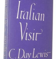 An Italian Visit C Day Lewis Cape 1954