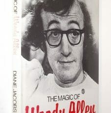 The Magic Of Woody Allen Diane Jacobs Robson Books 1982