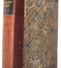 Household Words Volume I From Mar to Sep 1850 Nos 1 - 26