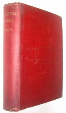 Household Words Volumes XIV & XV From Nov 1887 to Oct 27th 1888