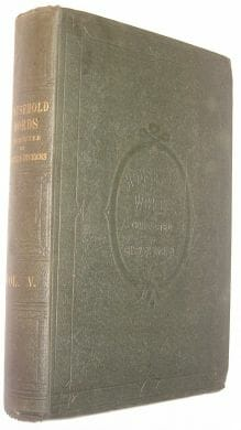 Household Words Volume V From Mar to Sep 1852 Nos 104 - 129