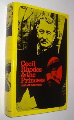 Cecil Rhodes and The Princess Brian Roberts 1969