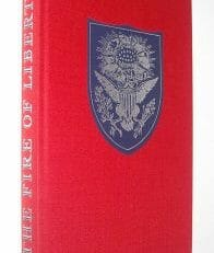 The Fire of Liberty Edmund Wright Folio Society 1983