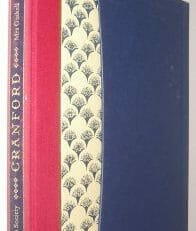 Cranford Mrs Gaskell Folio Society 1987