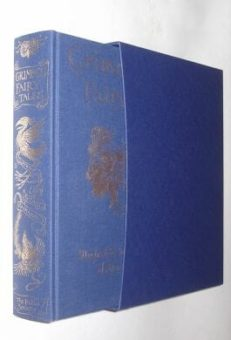 The Fairy Tales of the Brothers Grimm Rackham Folio Society 2004
