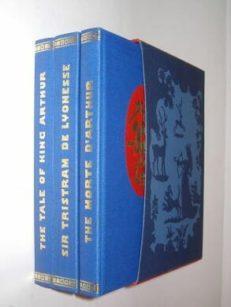 Mallory's Chronicles of King Arthur Folio Society 1982