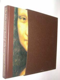 The Folio Society Book of The 100 Greatest Portraits Folio Society 2004