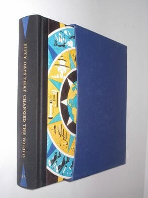 Fifty Days That Changed The World Hywel Williams Folio Society 2008
