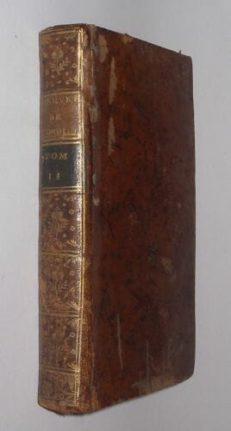 Oeuvres De M LAbbe De Condillac Tome II 1749