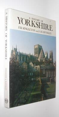A History Of Yorkshire Singleton Rawnsley Phillimore 1986