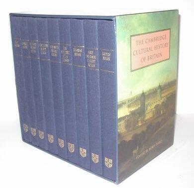 The Cambridge Cultural History Of Britain Folio Society 1995