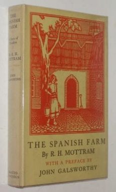 The Spanish Farm Mottram Chatto Windus 1968