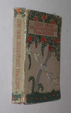 Gems From Shakespeares Tragedies Collins Pocket c1920