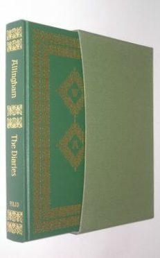 The Diaries William Allingham Folio Society 1990