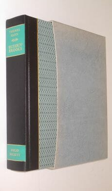 Buddenbrooks The Decline of a Family Thomas Mann Folio Society 1989