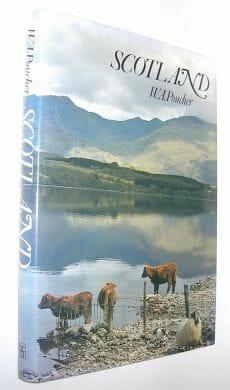 Scotland in Colour Photographs Poucher BCA 1982