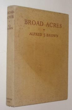 Broad Acres A Yorkshire Miscellany Country Life 1948