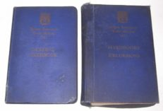 British Association Leeds Meeting Handbooks 1927