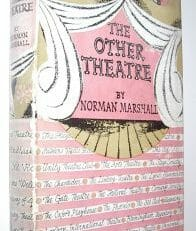 The Other Theatre Norman Marshall John Lehmann 1947
