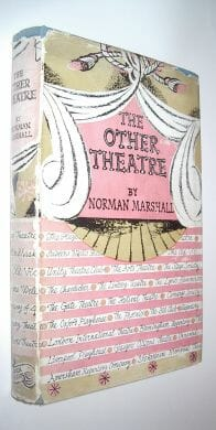 The Other Theatre Norman Marshall John Lehmann 1947