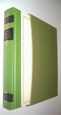 The Kellys and the O'Kellys Anthony Trollope Folio Society 1992