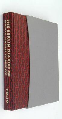 The Berlin Diaries 1940-1945 Marie Vassiltchikov Folio Society 1991