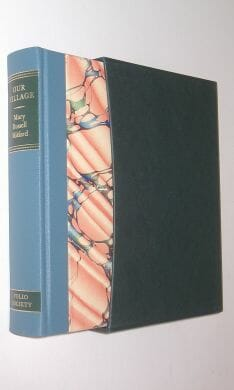 Our Village Mary Russell Mitford Folio Society 1997