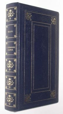 The Spy Fennimore Cooper Heron Books c1970