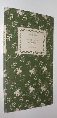 Everyman A Morality Chatto & Windus Zodiac Books 1941