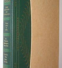 The History of England From 1485-1685 Macaulay Folio Society 1985