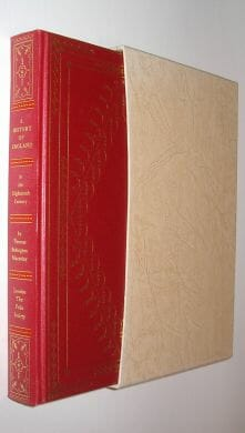 The History of England in the Eighteenth Century Folio Society 1982