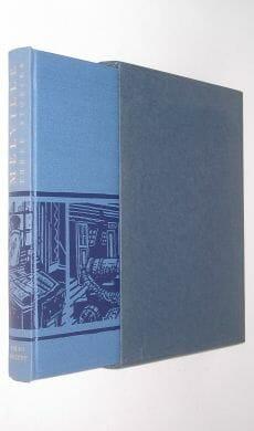 Three Stories Bartleby Benito Cereno Billy Budd Melville Folio Society 1967
