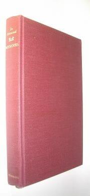 Memoirs Jo Grimond Heinemann 1979