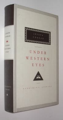 Under Western Eyes Joseph Conrad Everymans Library 1991
