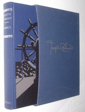 Joseph Conrad Collection Complete 17 Volumes Folio Society 1996-2005