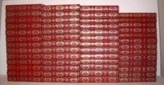 Dennis Wheatley Very Good Collection Heron Books Complete 52 Volumes c1972