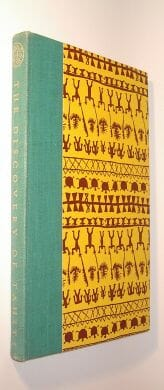 The Discovery Of Tahiti George Robertson Folio Society 1955