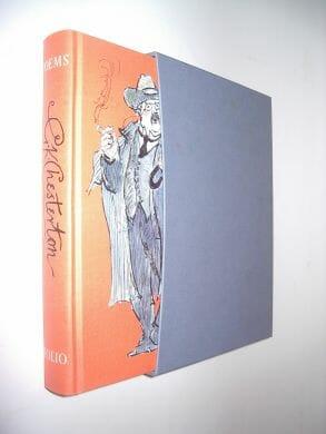 Poems G K Chesterton Folio Society 2007