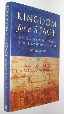 Kingdom For A Stage Joy Hancox Sutton 2001