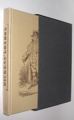 Dickens' London Cruikshank Folio Society 1970