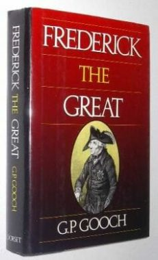 Frederick the Great Gooch Dorset Press 1990