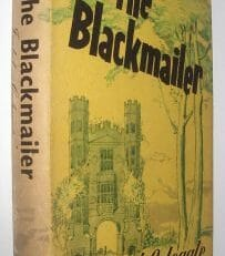 The Blackmailer Isabel Colegate First Anthony Blond 1958