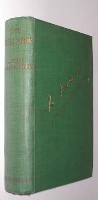 The Freelands John Galsworthy Heinemann 1915