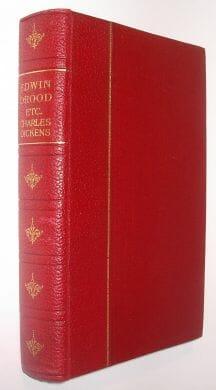 Edwin Drood Charles Dickens Encyclopaedia Britannica c1920