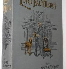 Little Lord Fauntleroy Mrs F H Burnett Frederick Warne ca1886