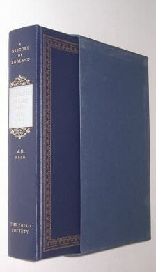 England In The Later Middle Ages Keen Folio Society 2000