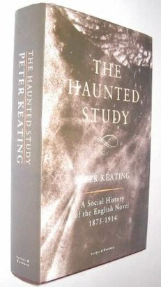 The Haunted Study by Peter Keating S&W 1989