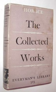 The Collected Works Of Horace Dent 1961
