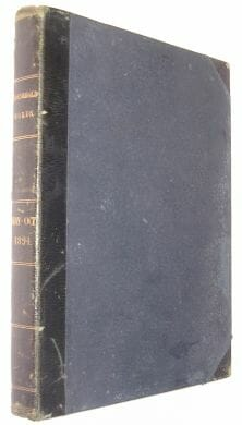 Household Words Volume XXVII From May to Oct 1894 Nos 680 - 705