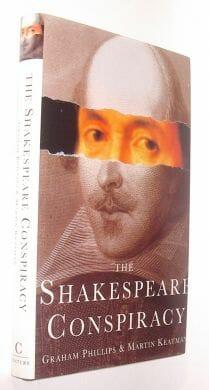 The Shakespeare Conspiracy Phillips Keatman Century 1994
